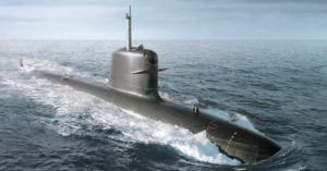 Brasil construye submarinos nucleares