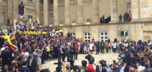 Colombia se incorpora a esta América latina, territorio de paz