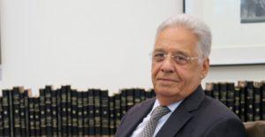 Fernando Henrique Cardoso, ex presidente, conspirador