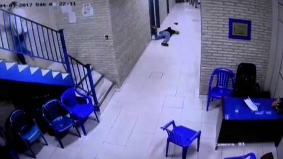 par asesinato de Quintana