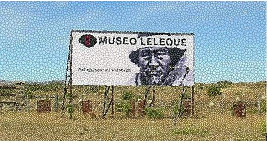 8 museo leleque