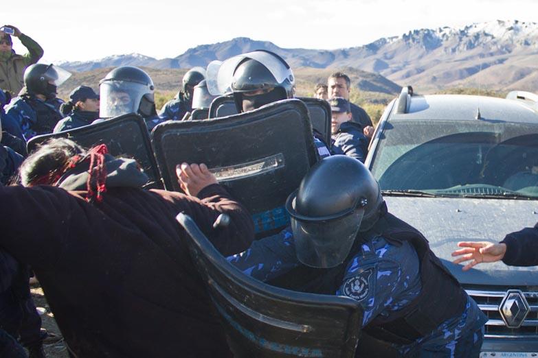 ar gendarmeria vs mapuches