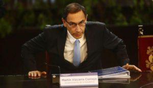 Martín Vizcarra, ¿el sucesor?