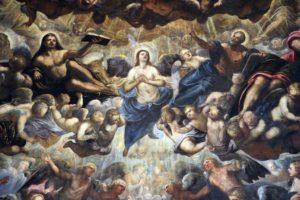 Tintoretto, El Paraiso
