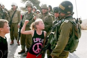 palestina ahed tmimi desfia soldado