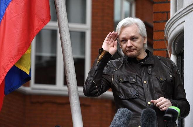 ec assange