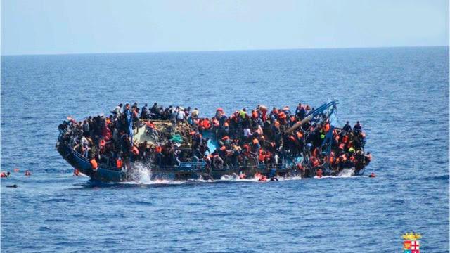 migrantes barco