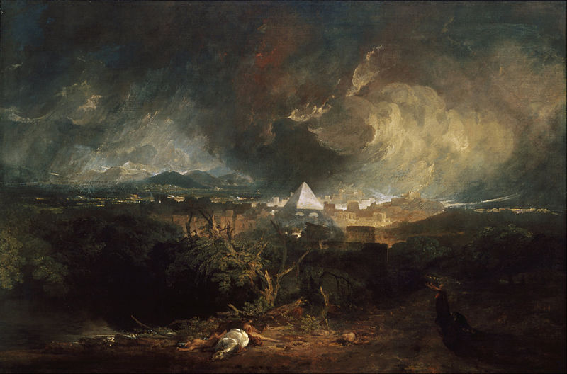 6 William Turner The_Fifth_Plague_of_Egypt