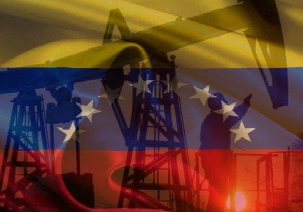 ven petroleo bandera