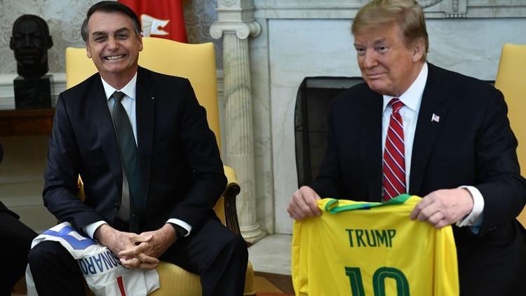 eeuu Donald-Trump-Jair-Bolsonaro