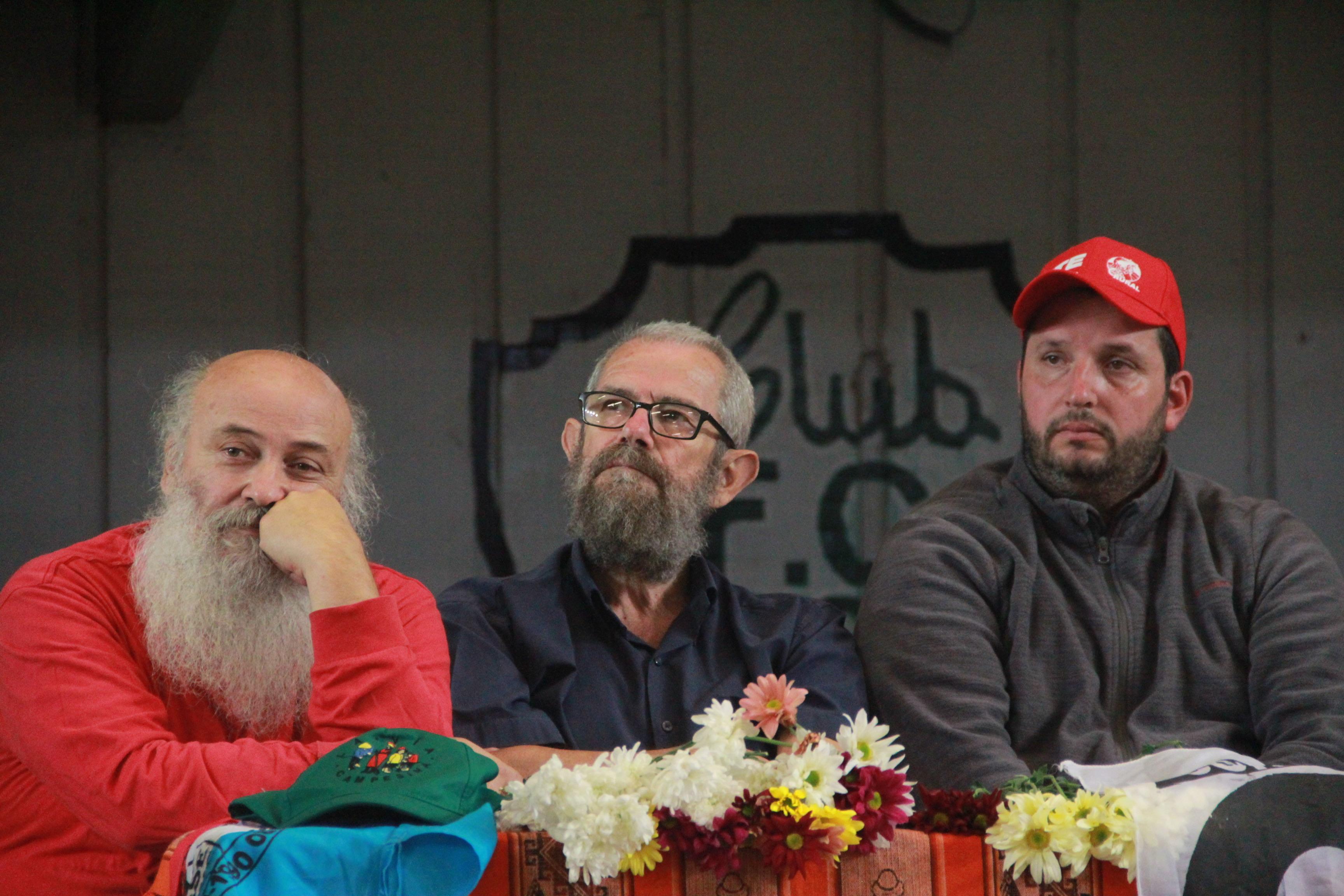 Emilio Persico, Guillermo Martini y Lautaro Benato(1)