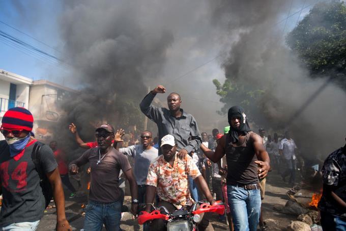 haiti represion2