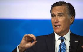 EEUU mitt romney senador rep