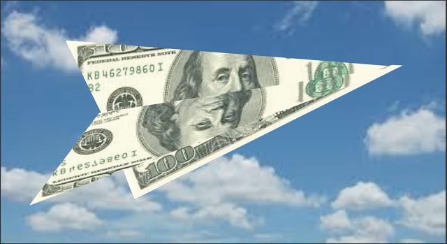 Dolar vuela