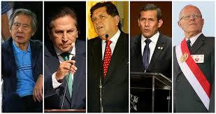 peru presidentes corruptos