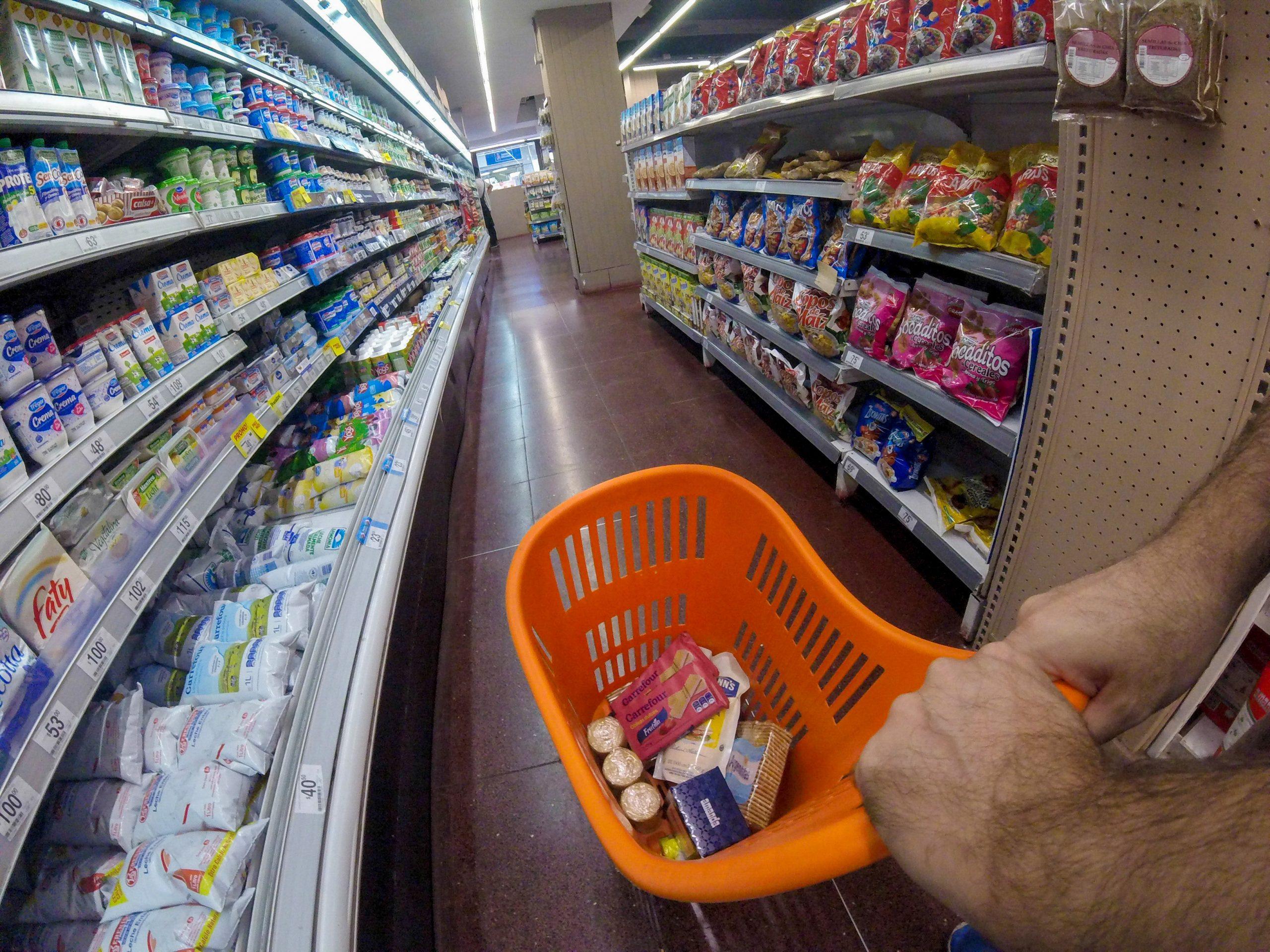 ar inflacion supermercado